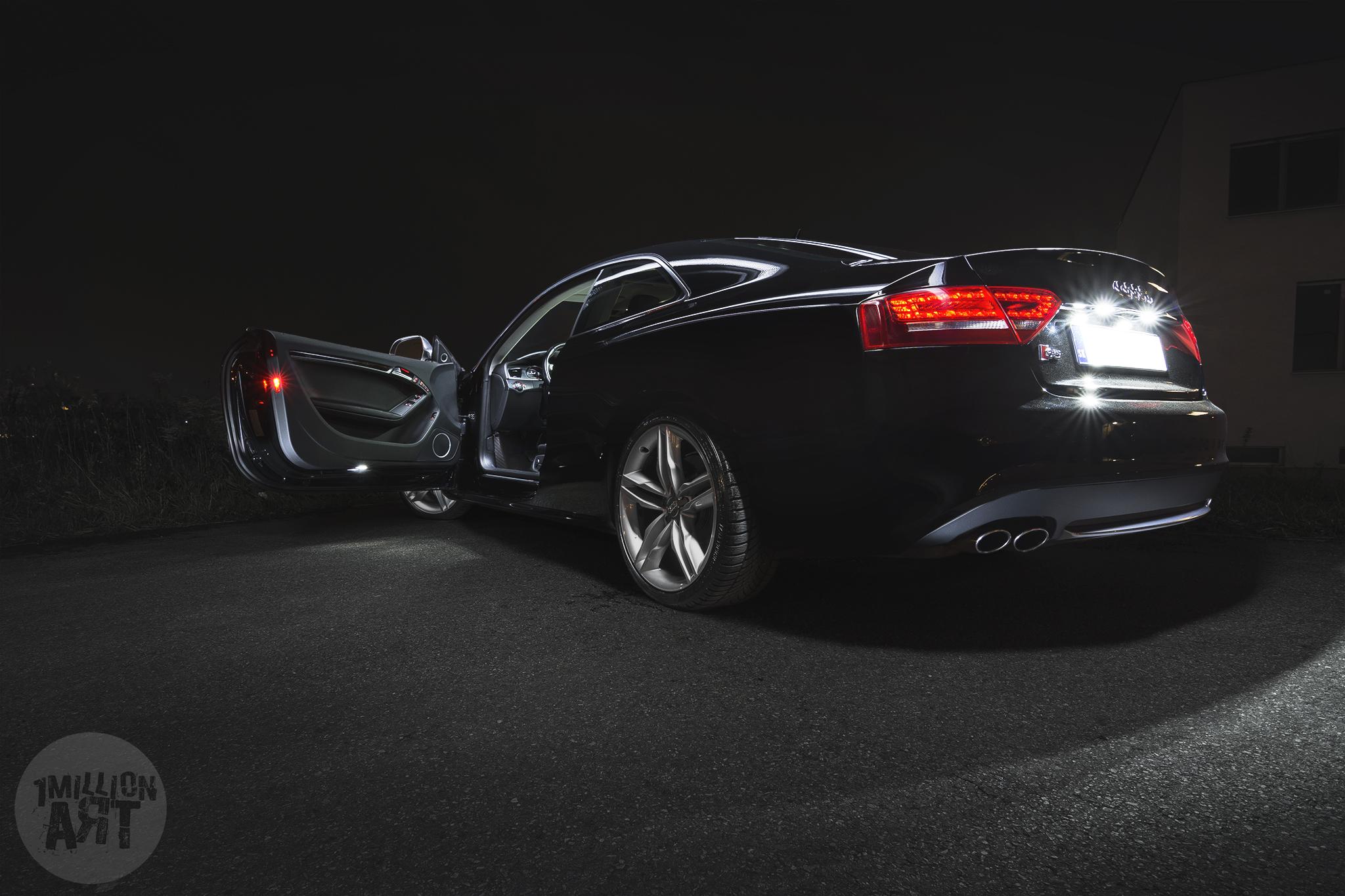 UNIQUE Sulfid LED žárovky do auta C5W 36mm Canbus 2ks