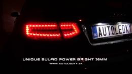 Najkvalitnejšia LED žiarovka na trhu UNIQUE Sulfid Power Bright 36mm!